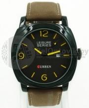 Часы Curren Leisure Series кварцевые,  мужские